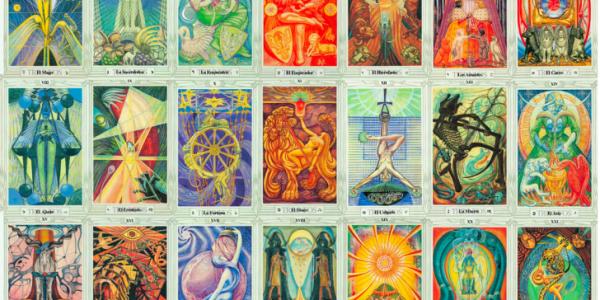 Tarot Cards - The Psychology Of The Major Arcana
